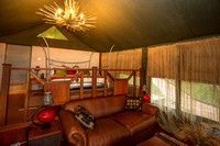 Buffalo Luxury Camp